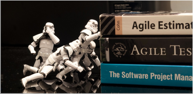 Scrumtrooper Image - Axis Agile - Used with permission